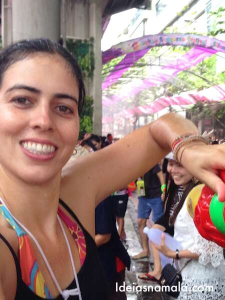 Water Festival - Bangkok
