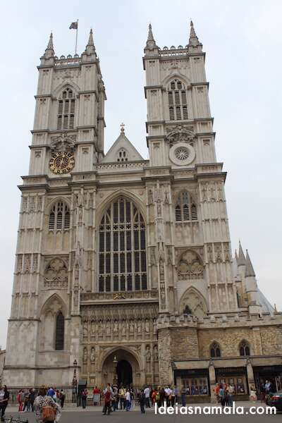 Westminster's church - London