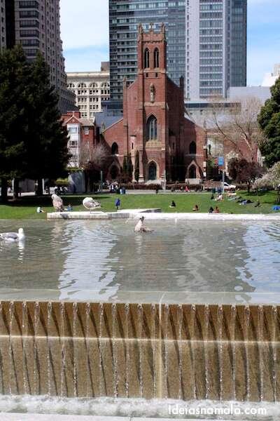 Yerba Buena San Francisco