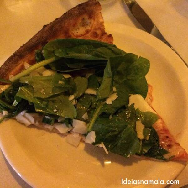 Tommaso's pizzaria - San Francisco