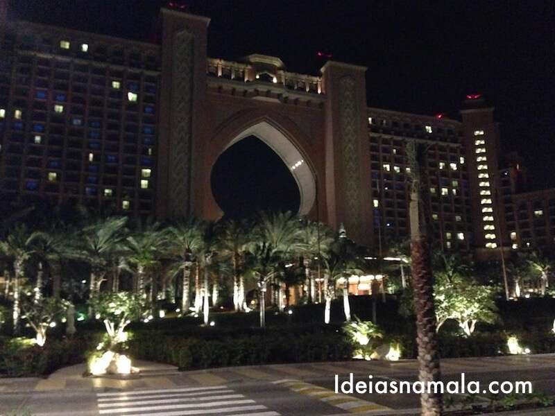 Dubai - Hotel Palm Atlantis
