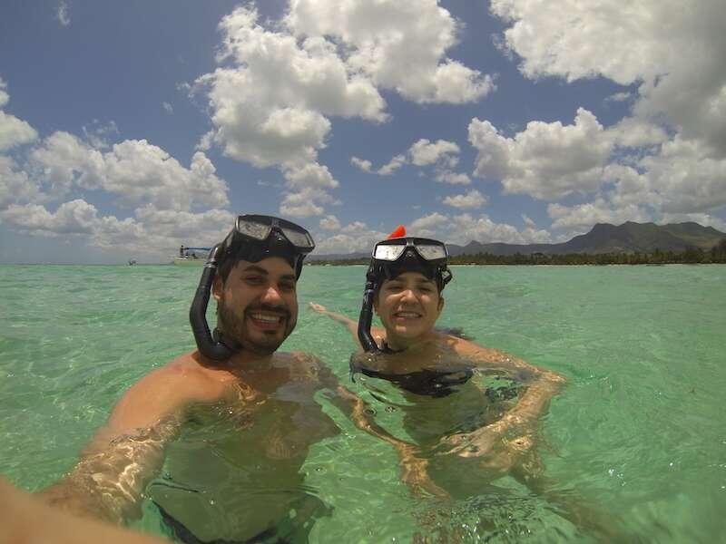 Snorkel - Ilhas Maurício