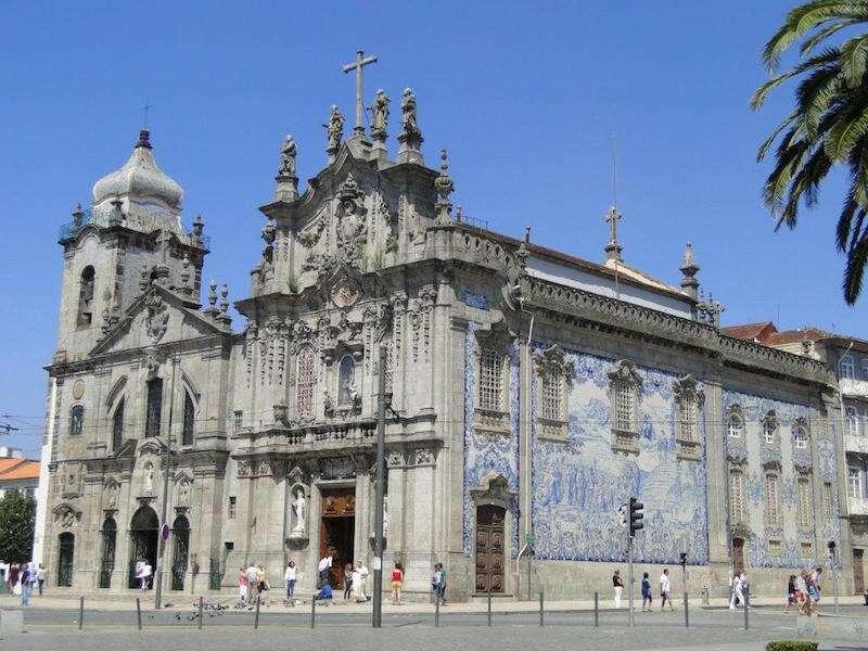 Igreja das Carmelitas e Igreja do Carmo