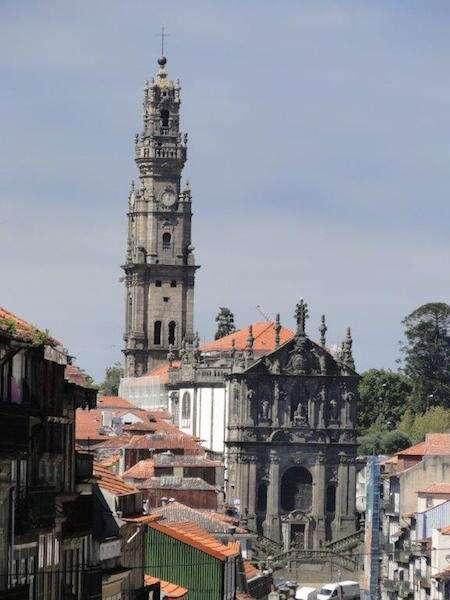 Igreja e Torre dos Clerigos -Porto