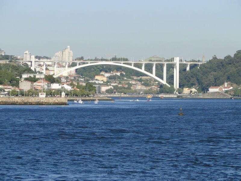 Vista do Passeio Alegre - Porto