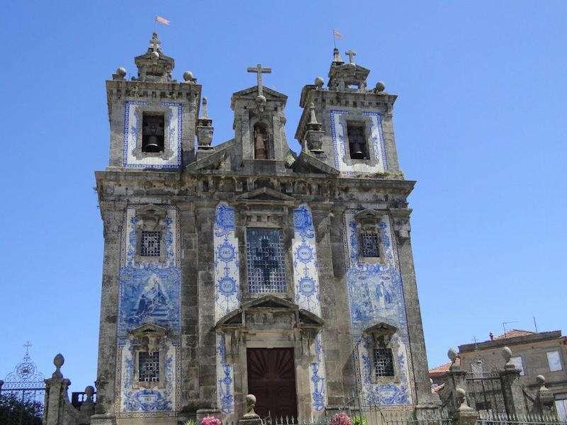 Igreja de Santo Idelfonso - Porto