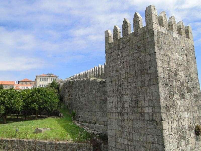 Muralha Fernandina - Porto