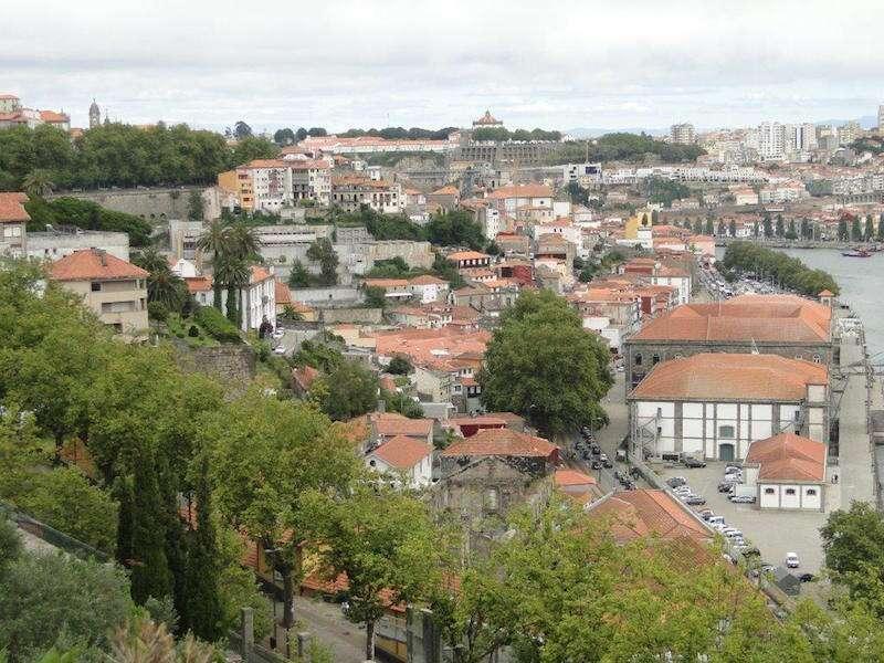 Vista Palácio de Cristal - Porto