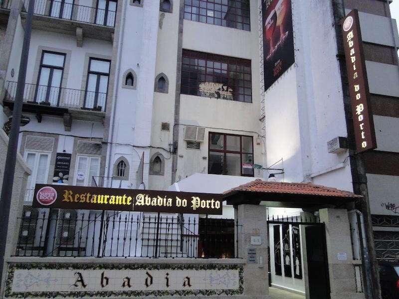 Restaurante Abadia- Porto