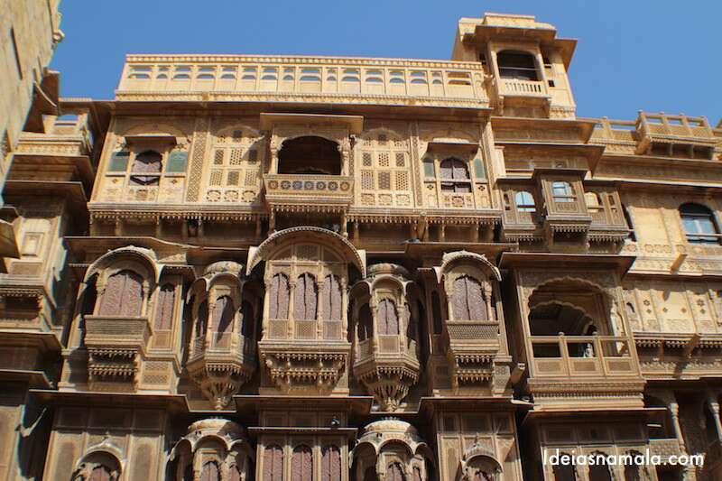 Patwa-Ki Haveli - Jaisalmer