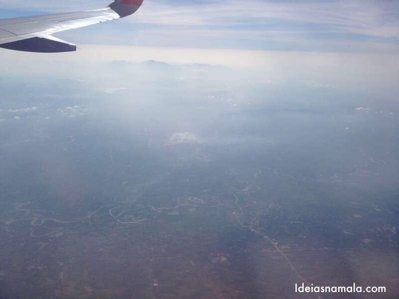 Avião - sudeste asiático