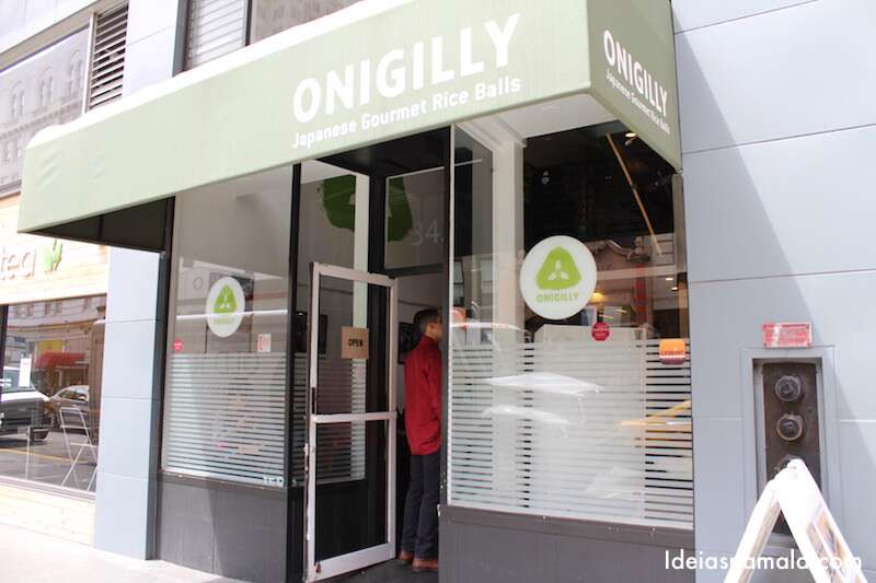 Onigilly - San Francisco
