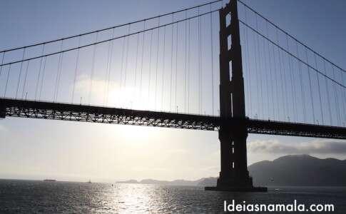 Passeio de barco pela baía de San Francisco