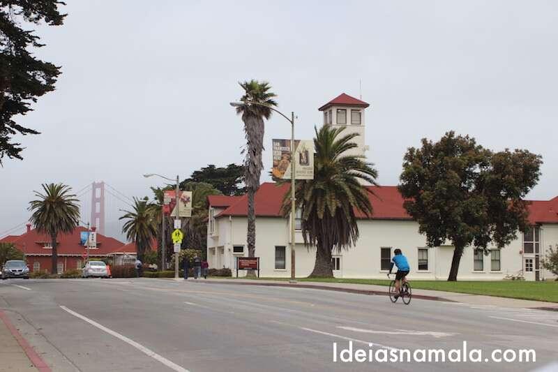 Parque Presídio - San Francisco