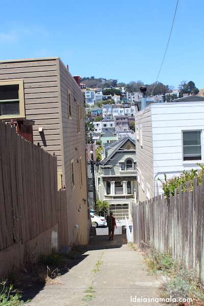 Clover Lane - San Francisco