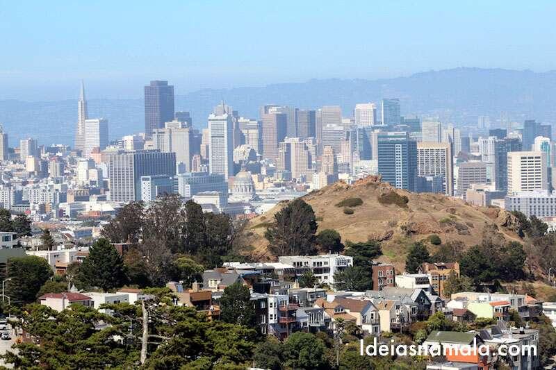 Tank Hill - San Francisco