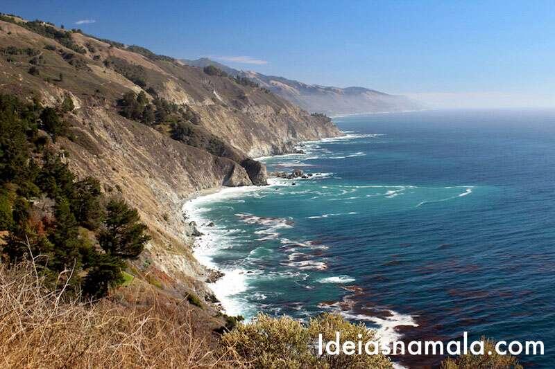 Bog Sur - Califórnia