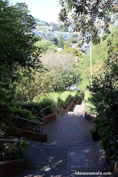 Urban Hike - San Francisco