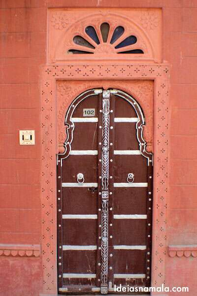 Porta linda em Tordi Sagar