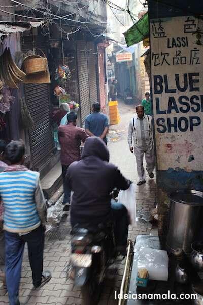 Blue Lassi - Varanasi