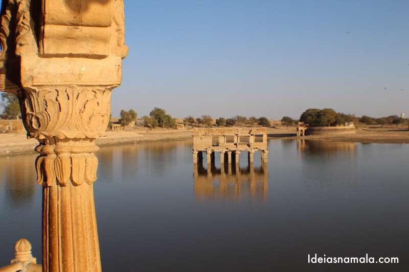 Lago de Jaisalmer