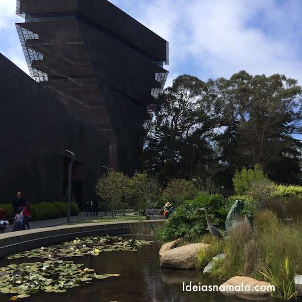 Torre do museu De Young