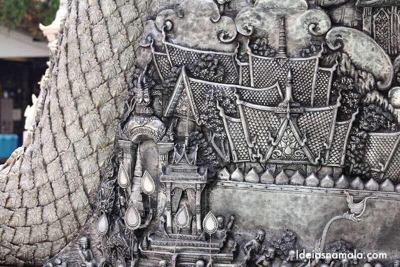 Templo de Prata de Chiang Mai