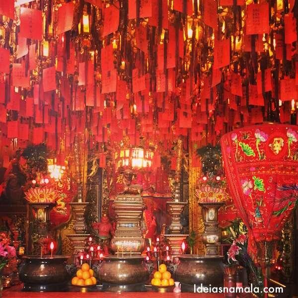 Templo Tien hau