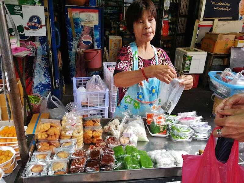 Tour gastronômico em Bangkok