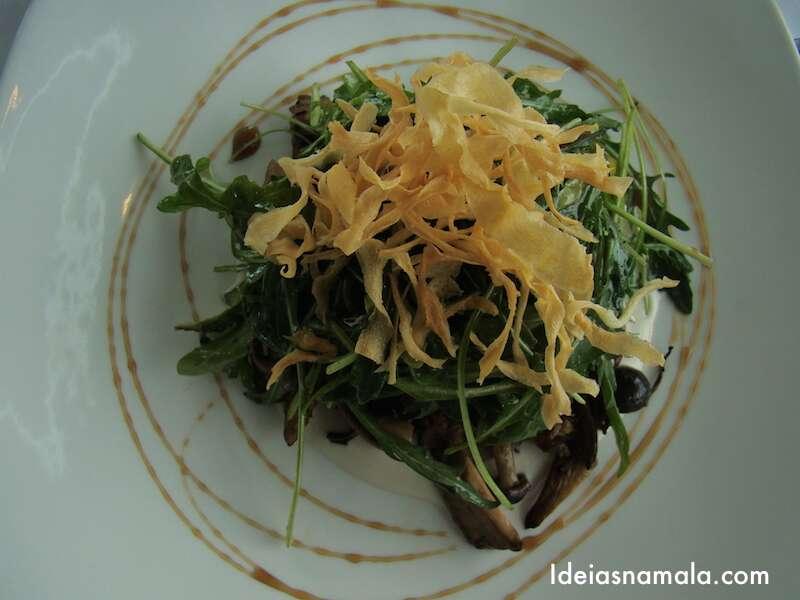 Salada linda
