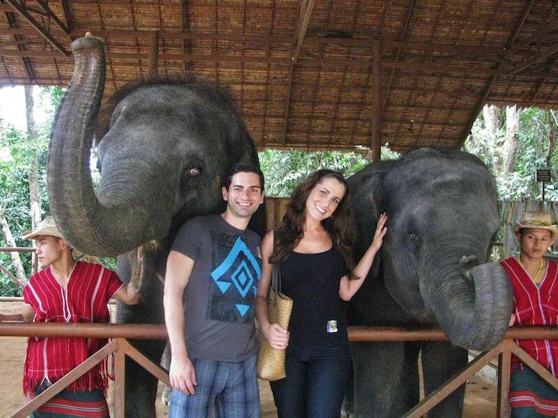 Elefante Camp em Phuket