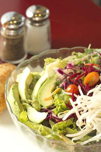 Salada super colorida Foto: Cortesia Herbivore