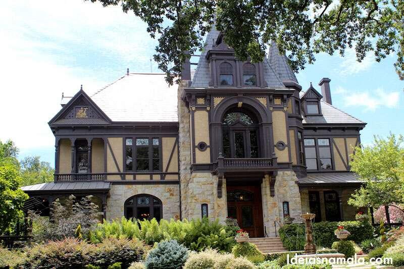 Rhine House na vinícola Beringer