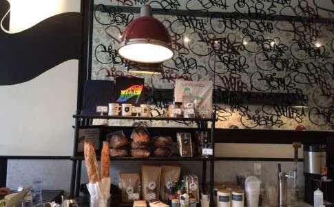 Decoração do Restaurante Jane - San Francisco