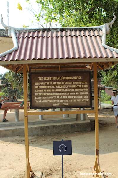 Killing Fields de Phnom Penh