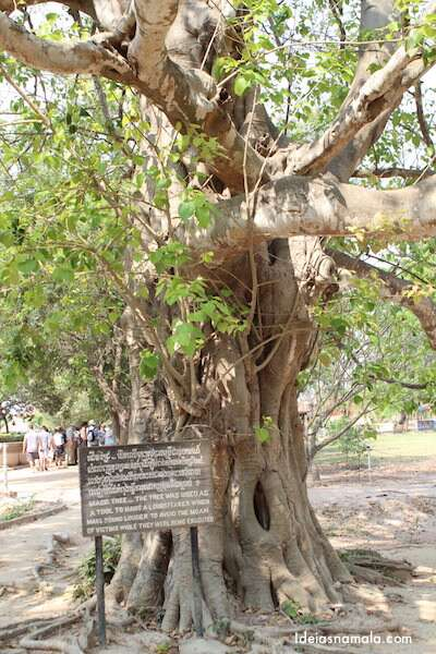 campos de extermínio de Phnom Penh