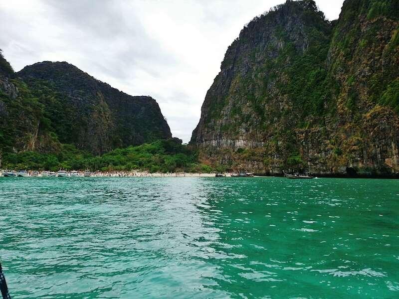 Maya Bay em Koh Phi Phi