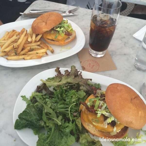 Burger do Marlowe