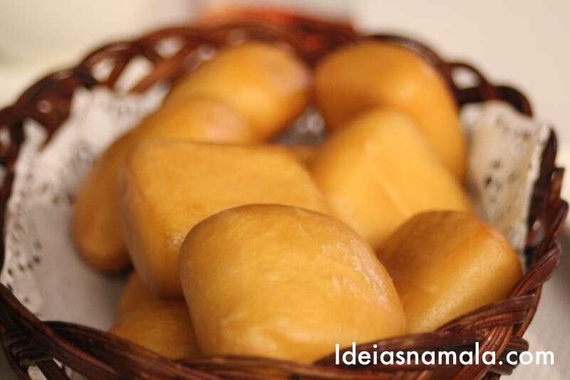 Pãezinhos fritos - Jumbo - Cingapura