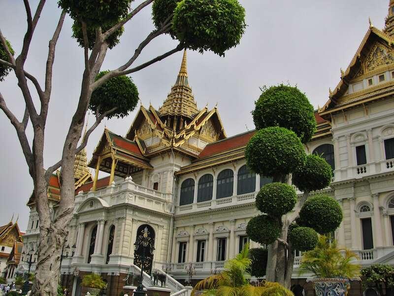 Palácio Real - Bangkok