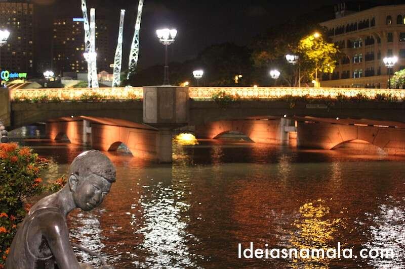 Rio em Cingapura