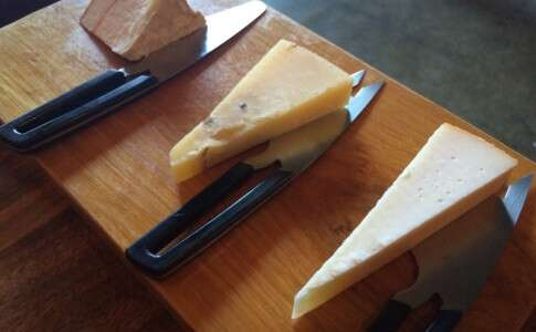 Tábua de queijos - Mission Cheese