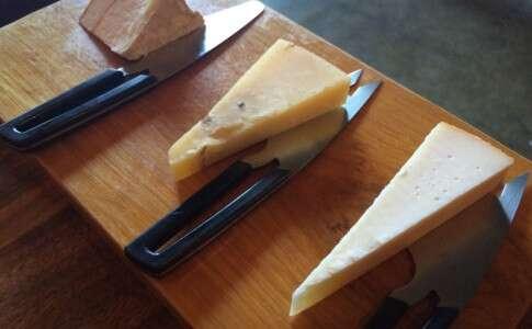 Tábua de queijos - Mission Cheese