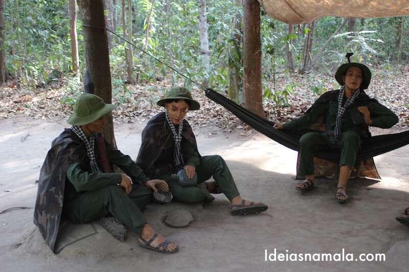 Cu Chi - Vietnã