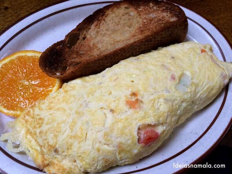 Omelete Express - Santa Rosa