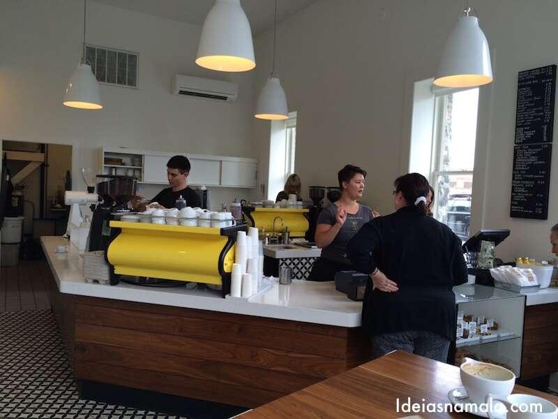 Flying Goat Café - Santa Rosa