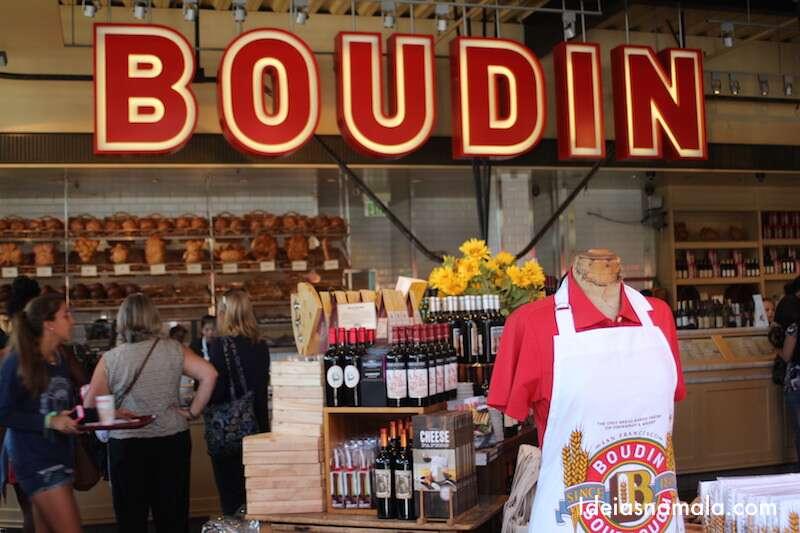 Padaria Boudin - San Francisco