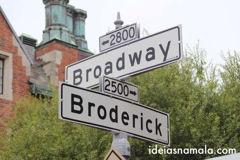 Broadway x Broderick - San Francisco