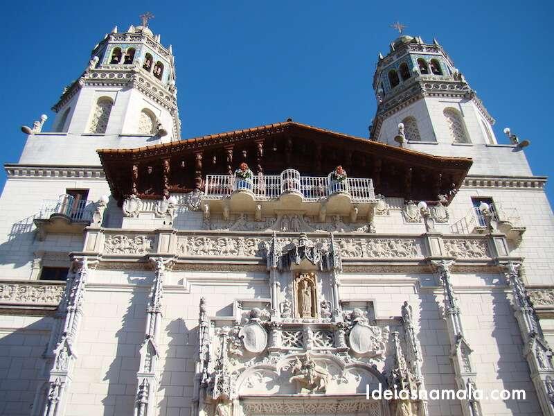 Fachada do Castelo