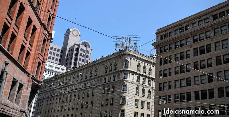 Centro Financeiro San Francisco